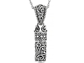 "Pre-Owned Sterling Silver ""Heaven's Door"" Pendant"