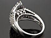 Pre-Owned Diamond 10k White Gold Ring 1.50ctw