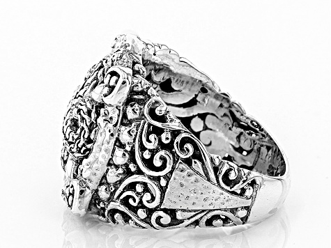 Pre-Owned Sterling Silver Celtic Ring