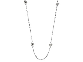 Pre-Owned Cubic Zirconia Platineve Necklace 11.76ctw (7.20ctw DEW)