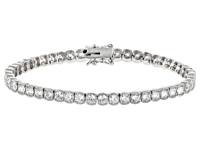 Pre-Owned Vanna K ™ For Bella Luce ® 8.53ctw Platineve ™ Bracelet
