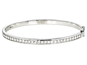 Pre-Owned Moissanite Platineve Bracelet 1.74ctw DEW.