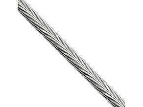 Pre-Owned Stainless Steel 5mm Snake Link 20 inch Chain Necklace