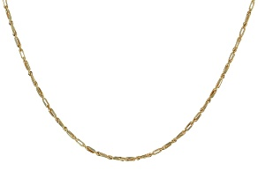 Pre-Owned 10K YELLOW GOLD 2.3MM HOLLOW MILANO ROPE CHAIN NECKLACE