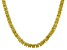 Pre-Owned Bella Luce® 30.81ctw Yellow Diamond Simulant 18k Gold Over Silver Necklace