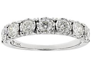 Pre-Owned White Diamond 14K White Gold Ring 1.00ctw