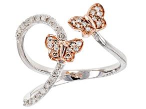 Pre-Owned White Diamond 14k White Gold Ring .30ctw