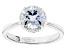 Pre-Owned Cubic Zirconia Platineve Ring 3.77ctw (2.67ctw DEW)