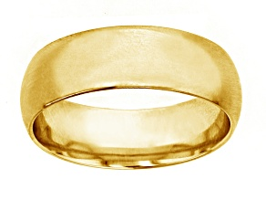 Pre-Owned 10k Yellow Gold 5mm Band Ring