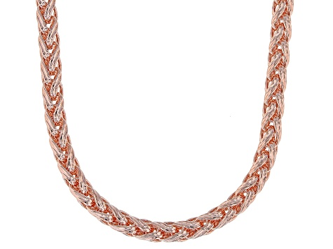 Pre-Owned Copper Chain Necklace