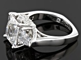 Pre-Owned Cubic Zirconia Platineve Ring 8.97ctw
