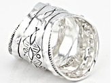 Pre-Owned Sterling Silver Band Ring