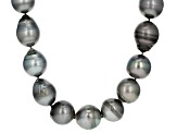 Pre-Owned Cultured Circle Tahitian Strand Necklace 15-17mm