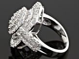 Pre-Owned Diamond 14k White Gold Ring 2.45ctw