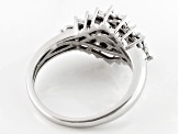 Pre-Owned Diamond Silver Ring .20ctw