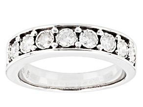 Pre-Owned Diamond Silver Ring .62ctw