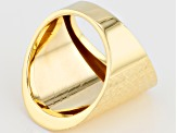 Pre-Owned 10k Yellow Gold Statement Ring