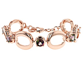 Pre-Owned Sweet Tart™ Quartz Copper Bracelet 3.40ctw