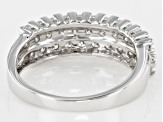 Pre-Owned  1.00ctw Round White Diamond 14k White Gold Ring