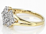 Pre-Owned Diamond 10k Yellow Gold Ring 1.00ctw