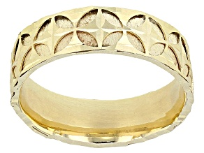 Pre-Owned 10k Yellow Gold Band Ring