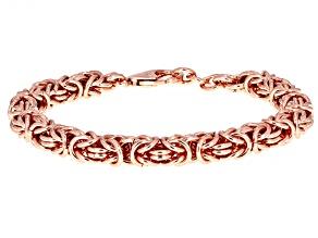 Pre-Owned Copper Byzantine Bracelet