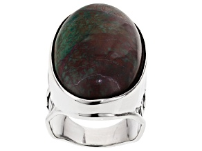Pre-Owned Bi-Color Sonora Sunrise Sterling Silver Ring.