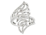Pre-Owned Diamond Silver Ring .35ctw
