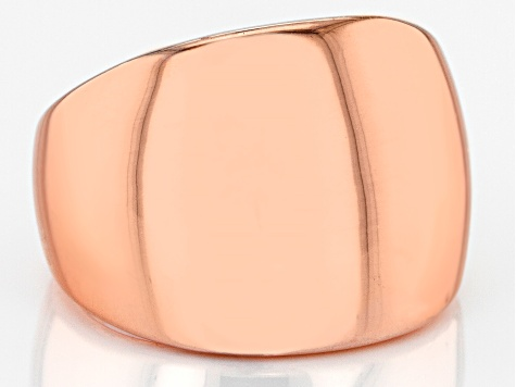 Pre-Owned Copper Band Ring