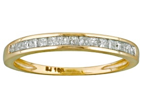 Pre-Owned Diamond 10k Yellow Gold Band .25ctw