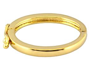 Necklace Shortener Adjuster 24x19mm 18k Gold Over Silver