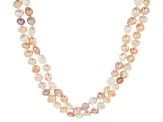 Cultured Freshwater Pearl Endless Strand Necklace Set