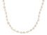 8.5-9.5mm Multi-color Cultured Baroque Freshwater Pearl Endless Strand 64 inch Necklace