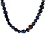 4-10mm Enhanced Black Cultured Freshwater Pearl Endless Strand 36 inch Necklace