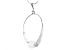 White Cultured Freshwater Pearl Sterling Silver 18 Inch Necklace