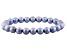 Cultured Lavender Freshwater Pearl Stretch Bracelet 8-9mm