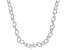 Sterling Silver 4mm Cable Chain Necklace 20 Inches