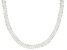 Sterling Silver Nuvola Collection Necklace 18 Inches