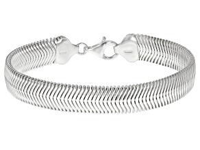 Sterling Silver Cashmere Bracelet