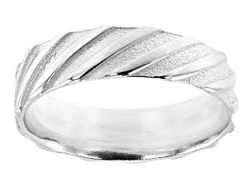 Picture of Sterling Silver Symmetric Braided Ring