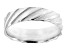 Sterling Silver Symmetric Braided Ring