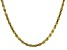 18K Yellow Gold Over Sterling Silver 2.82MM Diamond Cut 8 Sides 20