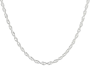 Sterling Silver Torchon 20