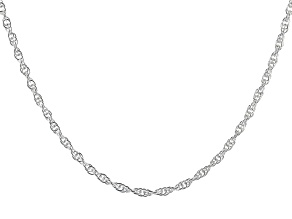 Sterling Silver Torchon 24