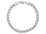 Sterling Silver 5MM Twisted Curb Link Bracelet