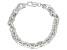 Sterling Silver 9MM Rolo Link Bracelet