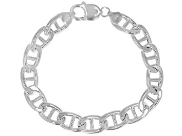 Picture of Sterling Silver 10.40mm Mariner Link Bracelet