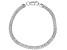Sterling Silver 2.20MM Flat Box Link 8 Inch Bracelet