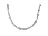Sterling Silver 4.85MM Flat Box Chain 20 Inch Necklace