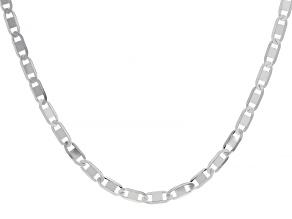 Sterling Silver 4.3MM Valentino Chain